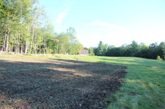 Newly Tilled Fields