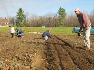 Making Furrows