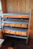 Seedling racks