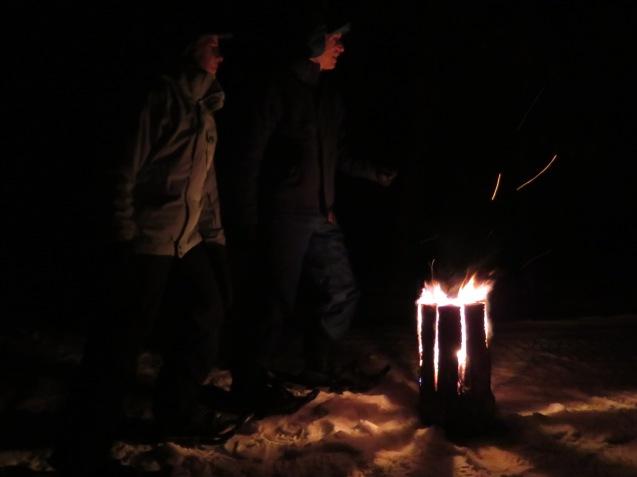 Follow the Torch Light