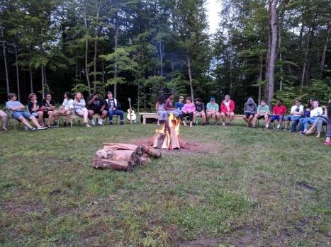 Bonfire Circle